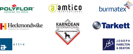 Logos - We fit for the following manufacturers
